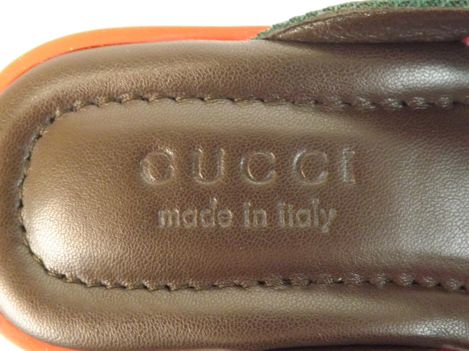 24dafe00f Gucci Brown Leather