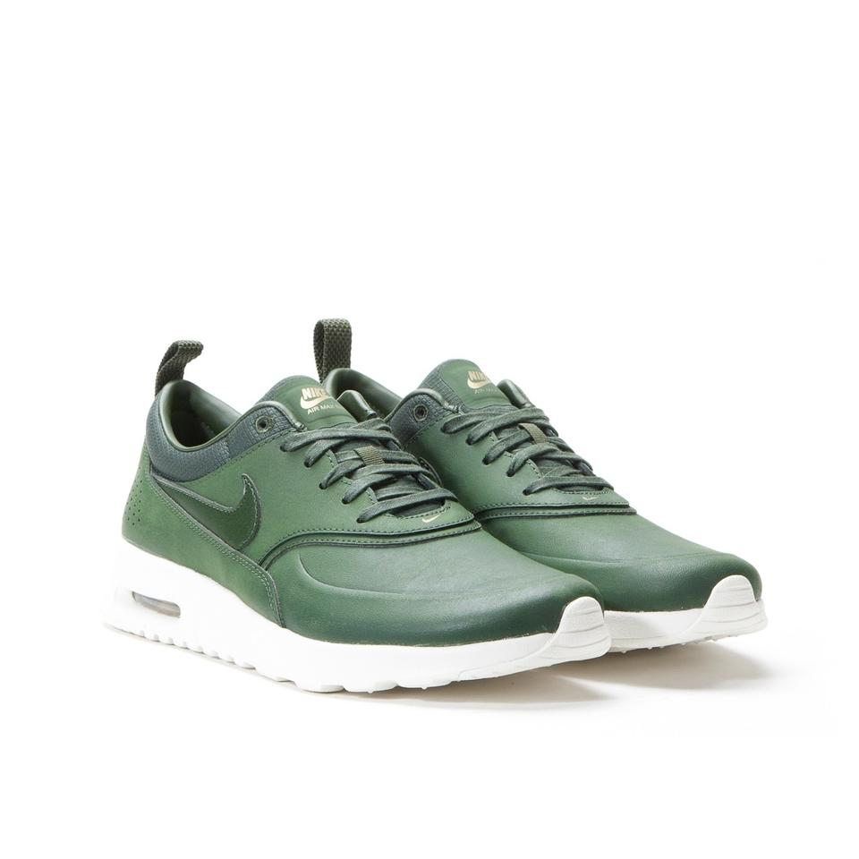 Nike Green Air Max Max Air Thea Sneakers 2d5a79