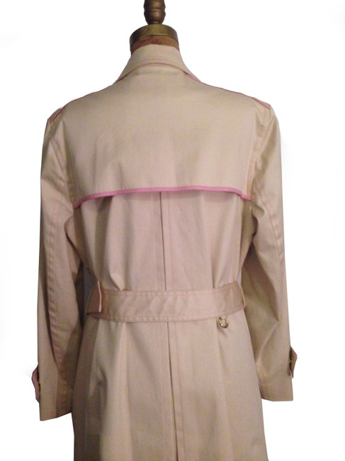 Coach Spring Trench Coat