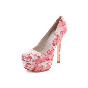 Alice + Olivia Sakura Flower Spring Girly pink Pumps