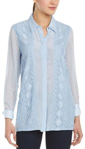 Robert Graham Top Light blue