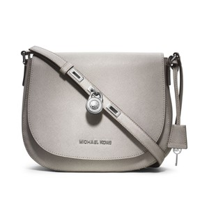 Michael Kors Shoulder Saffiano Lock Cross Body Bag