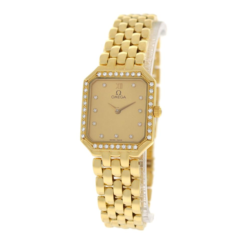 watch gold image santos watches rose bezel diamond cartier