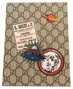 "Gucci 2017 Special Appendix GUCCI Notebook ""MY GUCCI BOOK"" Limited Edition"