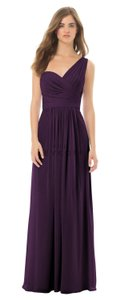 Bill Levkoff Plum 492 Dress