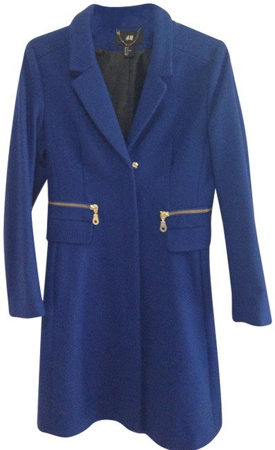 Preload https://img-static.tradesy.com/item/22396228/h-and-m-royal-blue-h-and-m-coat-size-8-m-0-1-650-650.jpg
