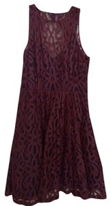 Tracy Reese Lace Crochet Dress