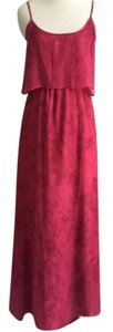 Red Maxi Dress by Urban Outfitters