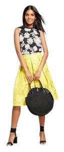 Who What Wear x Target Skirt yellow