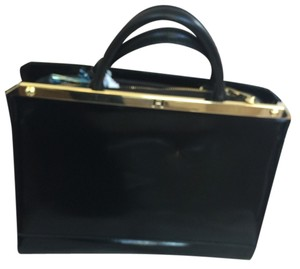 Halston Satchel in BLACK