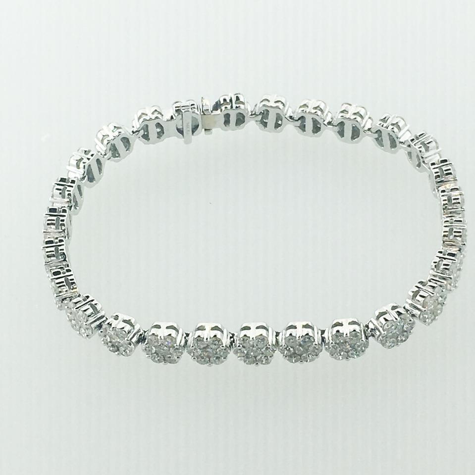 brighton clear products bracelet in halo