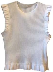 Margaret O'Leary Top white