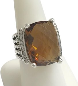 David Yurman GORGEOUS!! David Yurman Wheaton Citrine Ring