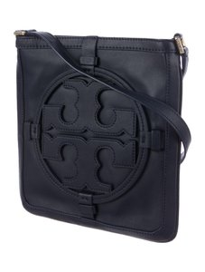 Tory Burch Leather Logo Holly Cross Body Bag