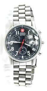 Wenger * Wenger Military Chronograph Swiss Made Watch