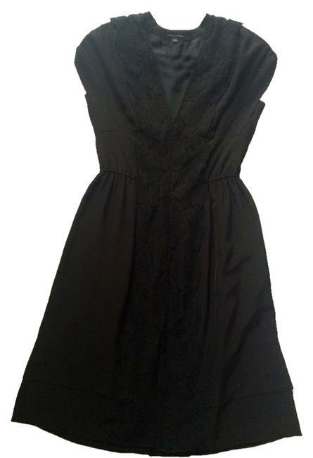 Marc Jacobs Silk Lace Dress