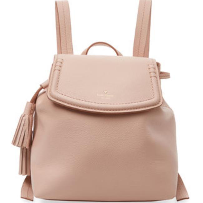 Item - Orchard Street Selby Pink Leather Backpack