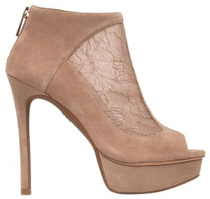 Jessica Simpson Hidden Tan Platforms