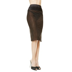 La Perla Sheer Skirt Black