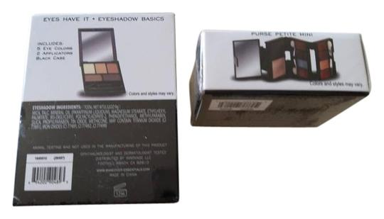 Preload https://item4.tradesy.com/images/purse-petite-mini-and-shadow-basics-asorted-2pcs-041-oz-116-g-eyes-have-032-oz-9-g-new-sealed-2240088-0-2.jpg?width=440&height=440