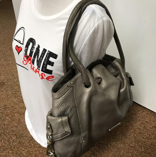 Cole Haan Fall Designer Tote in Grey Image 4