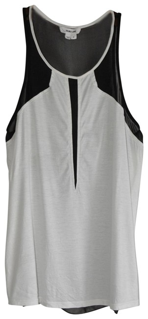 Preload https://img-static.tradesy.com/item/22401759/helmut-lang-black-and-white-blouse-size-0-xs-0-3-650-650.jpg