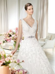 Pronovias Jaida W1 Pronovias Dress Wedding Dress