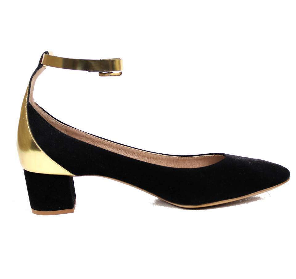 WOMEN Chloé Black Suede export Heel Pumps Online export Suede business 000eaa