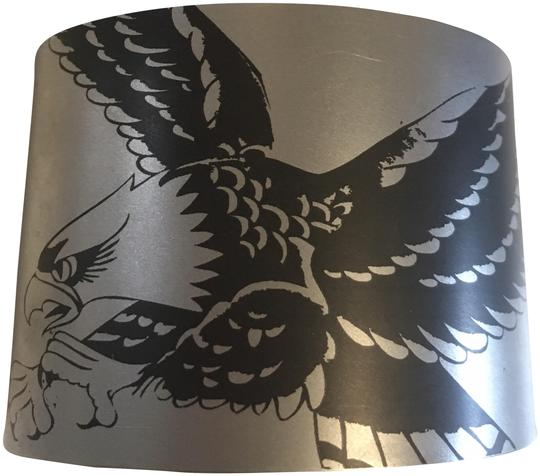 Preload https://img-static.tradesy.com/item/22402373/ed-hardy-silver-stainless-steel-eagle-cuff-bracelet-0-1-540-540.jpg