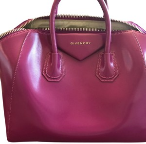 Givenchy Satchel in fuchsia