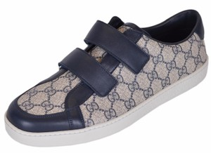 Gucci Men's Sneakers Trainers Blue Athletic