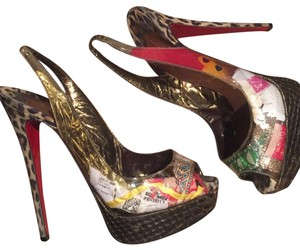accdacefb774 Christian Louboutin Leopard Collection - Up to 70% off at Tradesy