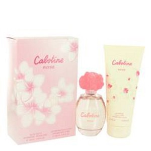 Parfums Gres CABOTINE ROSE by PARFUMS GRES ~ Gift Set -- 3.4 oz EDT Spray + 6.7 ...