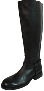 Vince Camuto Leather Brown Boots