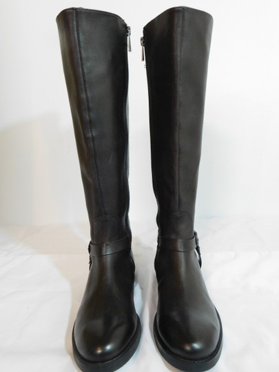 Vince Camuto Leather Brown Boots Image 2
