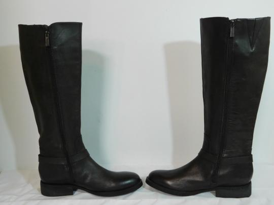 Vince Camuto Leather Brown Boots Image 4