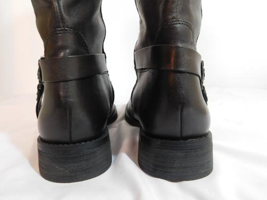 Vince Camuto Leather Brown Boots Image 6