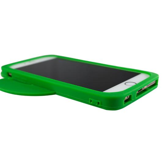 Sunology Sunology iPhone 7 Plus Rubber Case Cactus Green Image 3