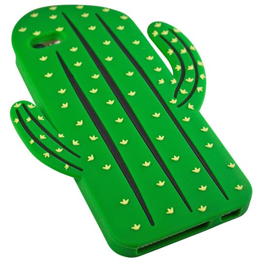 Sunology Sunology iPhone 7 Plus Rubber Case Cactus Green Image 4