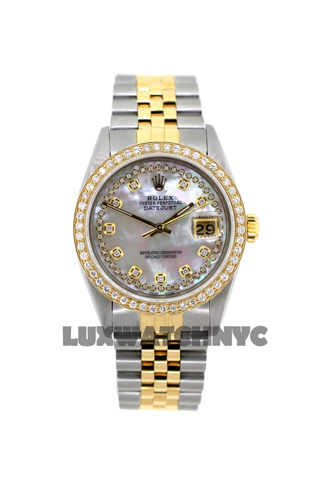 Rolex Datejust Gold 36mm