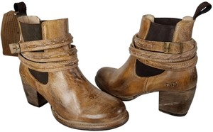 Bed Stü Tan Rustic Boots