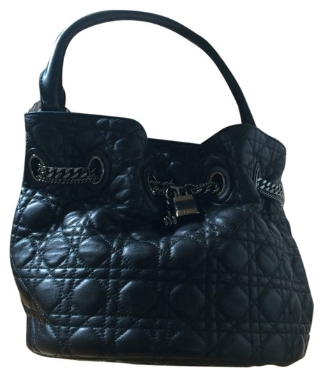 Preload https://item1.tradesy.com/images/dior-christian-chri-chri-quilted-black-lambskin-satchel-2240365-0-0.jpg?width=440&height=440