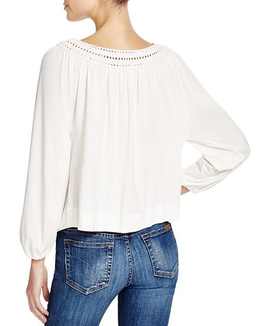 Ella Moss Off The Shoulder Top natural Image 2