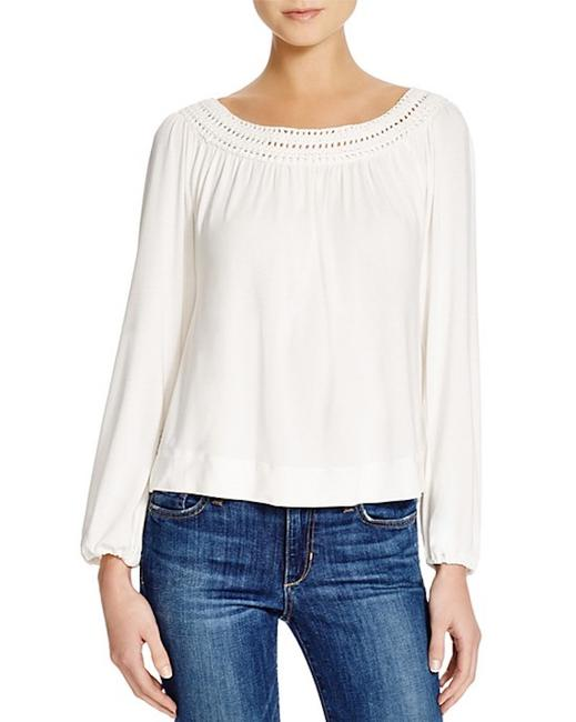 Ella Moss Off The Shoulder Top natural Image 3