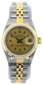 Rolex 26MM DATEJUST 2-TONE WATCH WITH BOX & APPRAISAL