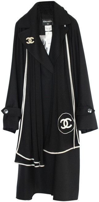 Preload https://img-static.tradesy.com/item/22404016/chanel-black-new-long-us-8-wool-made-in-france-size-8-m-0-4-650-650.jpg