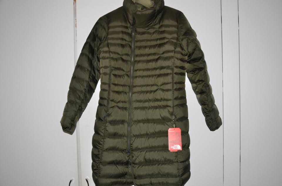 948029a1b The North Face Rosin Green L Far Northern Parka Jacket Coat Size 12 (L) 29%  off retail