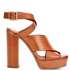 Chloe Brown Platforms
