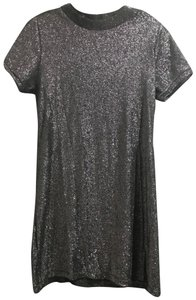 396ae2673086 Silver Topshop Dresses - Up to 70% off a Tradesy