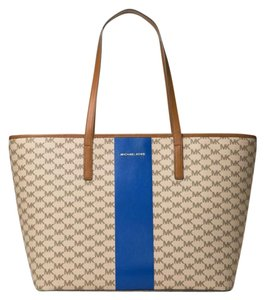 Michael Kors Studio Emry Tote in electric Blue